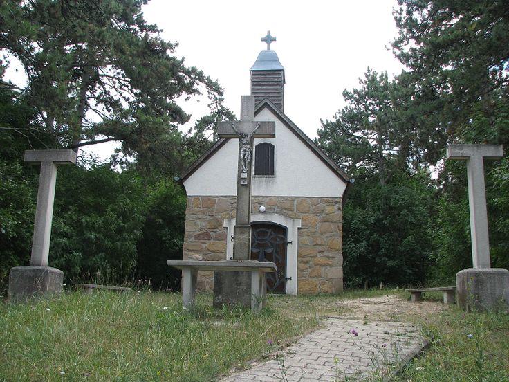 Kálvária kápolna (Piliscsaba közelében 0.25 km) http://www.turabazis.hu/latnivalok_ismerteto_5086 #latnivalo #piliscsaba #turabazis #hungary #magyarorszag #travel #tura #turista #kirandulas