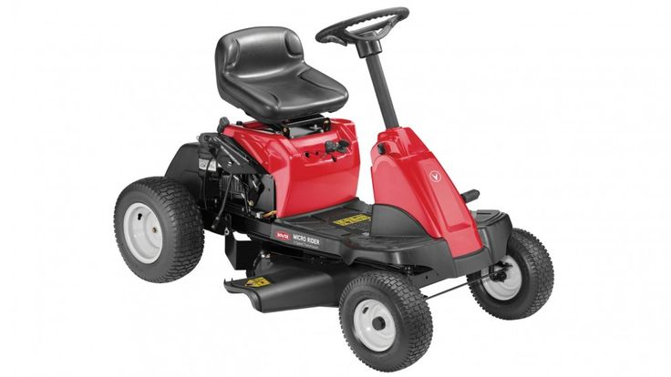 Rover Micro Rider Lawn Mower - Lawn Mowers - Lawn & Garden - Furniture, Outdoor & BBQs | Harvey Norman Australia