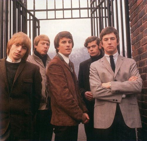 THE YARDBIRDS .....   (with Eric Clapton)