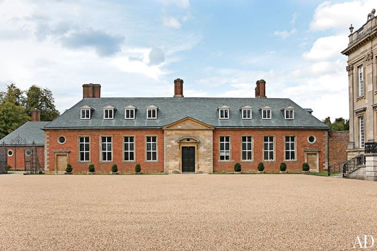 43 best easton neston images on pinterest england english countryside and leon max for Architectural digest country homes