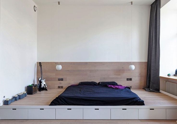 die besten 25 ideen zu podestbett auf pinterest. Black Bedroom Furniture Sets. Home Design Ideas