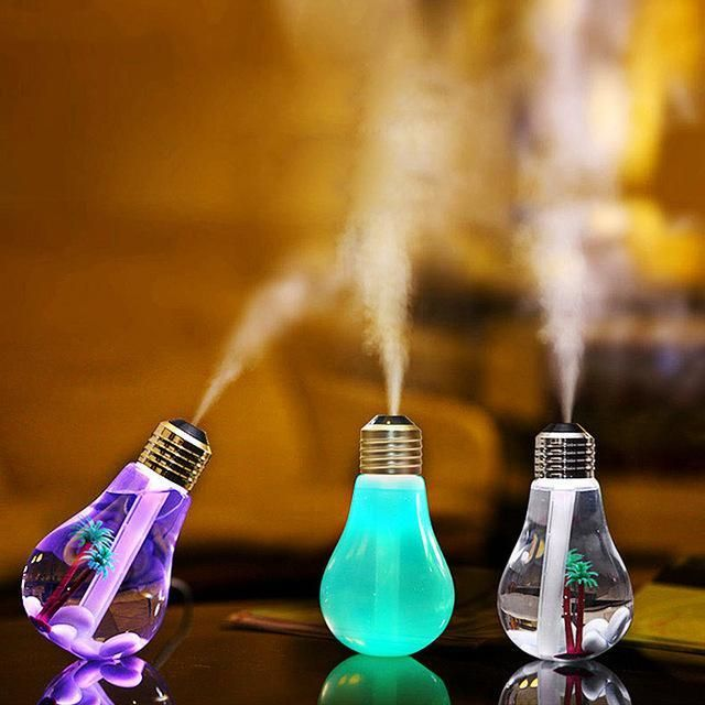 7 Colors Changes Humidifier Air Purifier