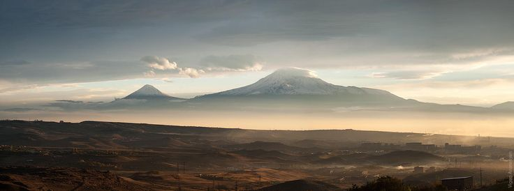 Apocalyptic view of Ararat by Vigen Avanesyan on 500px