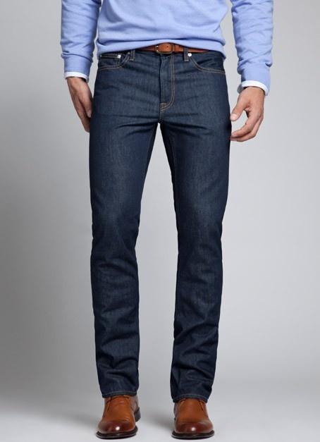 Flatiron slim jeans - dress up or dress downPremium Denim, Men Clothing, Denim Jeans,  Blue Jeans, Dark Rinse, Slim Straight, Slim Jeans, Bonobo Men, Men Fashion