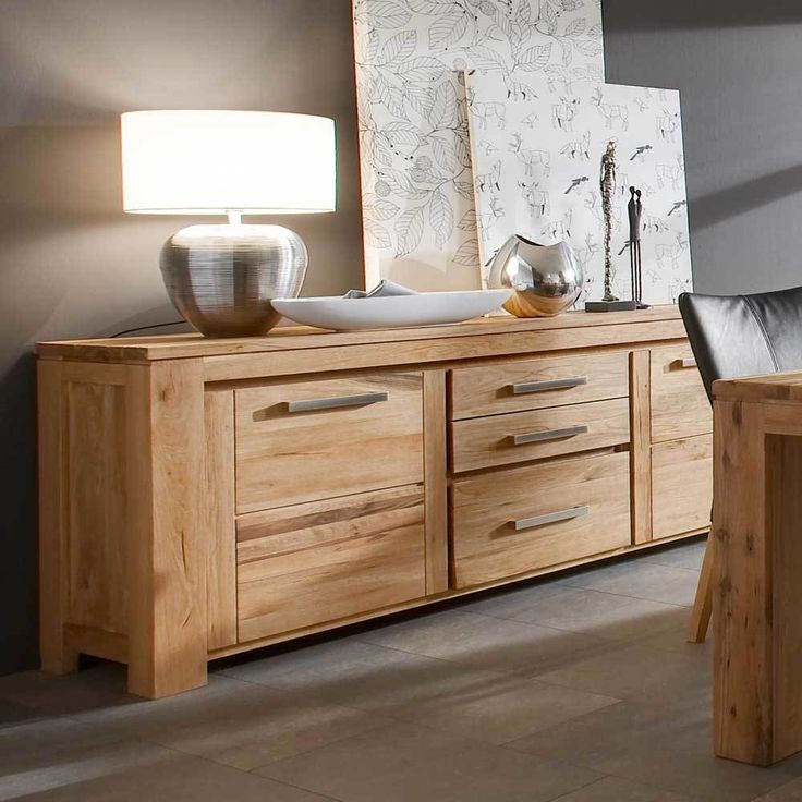 die besten 25 kommode eiche massiv ideen auf pinterest kommode sideboard eiche und kommoden. Black Bedroom Furniture Sets. Home Design Ideas