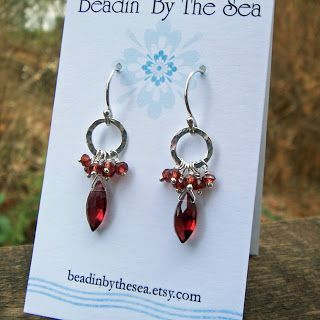 Beadin By The Sea: HOW TO MAKE YOUR OWN EARRING CARDS - great #DIY