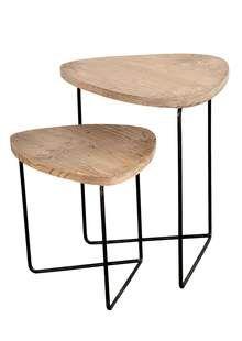 Duo konferenční stolky Frateli D734