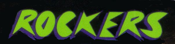 The Rockers (Marty Jannetty & Shawn Michaels) logo 2 - WWE