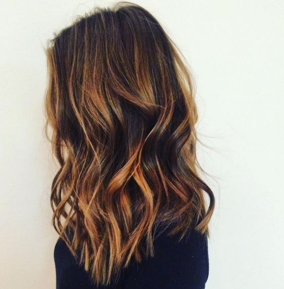 Golden Balayage By Bryan Sqnchicago Bronzedlife Bryan