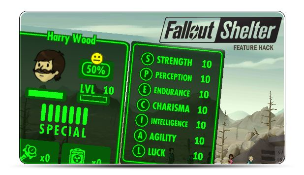 Fallout Shelter Cheats - Unlimited Caps, Lunchbox Generator