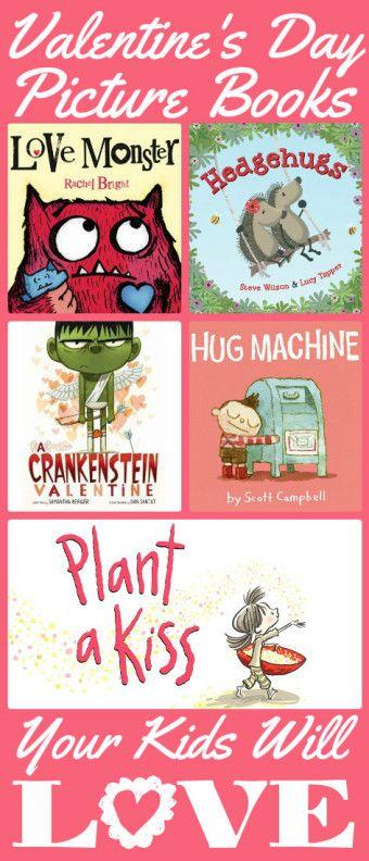 Unique Valentine's Day Picture Books