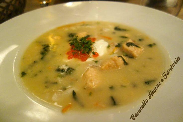 Zuppa+di+pesce+norvegese+o+Fiskesuppe