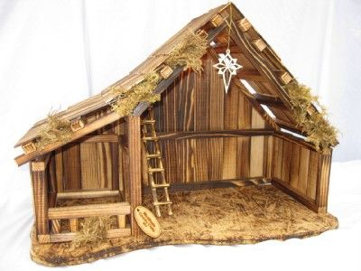 435453831 tpWillow Tree Nativity Stable