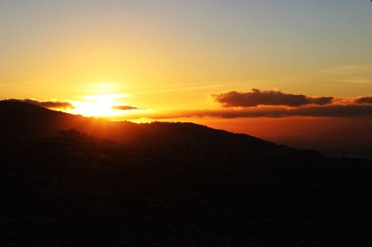 Nascer do Sol, Ilha da Madeira