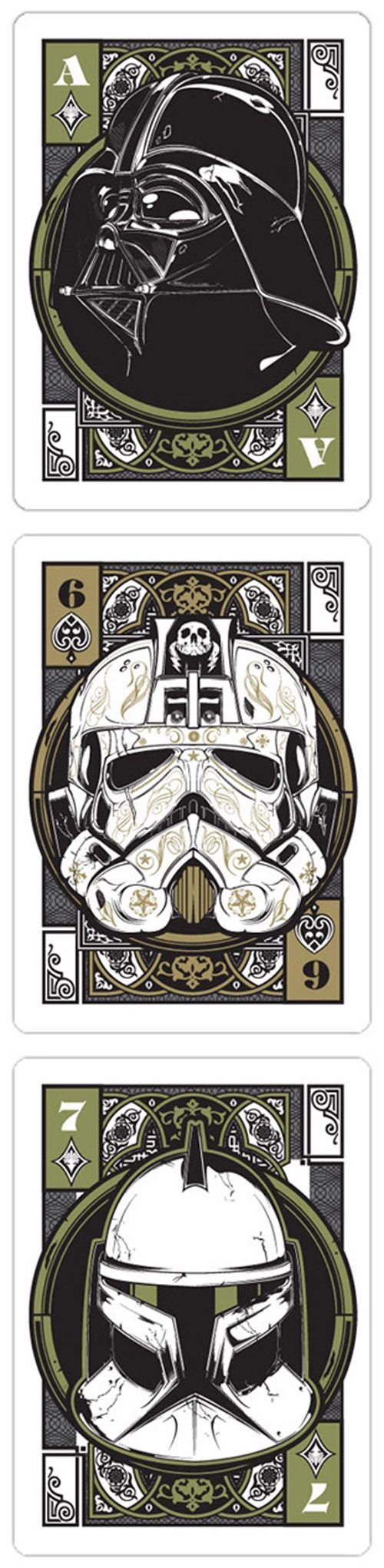 These Imperial playing cards are a great exemplar for a lesson where students are put into groups and design their own cards. Other theme examples could be world celebrations, tv show characters, eras, seasons, or a specific culture.