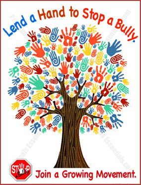Lend a Hand to Stop a Bully.