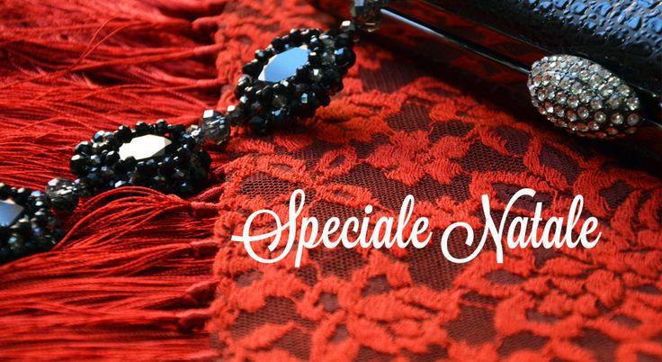 Speciale Natale Marina Finzi, accessori moda Made in Italy #MadeinItaly #Christmas2015 #Natale2015