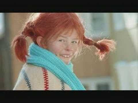Pippi Långstrump - Lira Lara Loppan