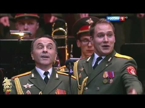 Смуглянка (Smuglianka) - Alexandrov Red Army Choir (2016) - YouTube