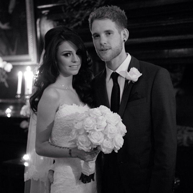 Cher Lloyd married her hairdresser boyfriend Craig Monk