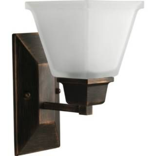Check out the Progress Lighting P2733-74 North Park 1 Light Bath Vanity in Venetian Bronze
