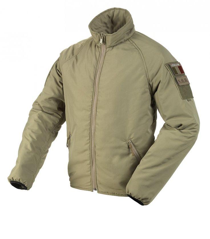 SODGEAR - Military equipment - Abbigliamento militare - EASY SHELL THERMAL JACKET HCS abbigliamento militare algi pantaloni mash no stiro tuta esercito