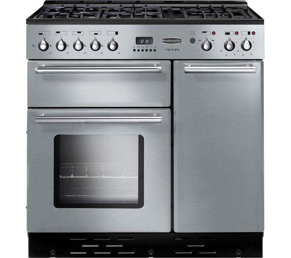 Rangemaster Toledo 90cm All Gas Range Cooker from Kensington Domestic Appliances