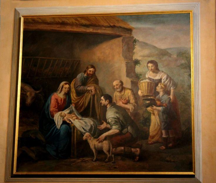 Natività, chiesa santa Maria della Neve | Bareggio