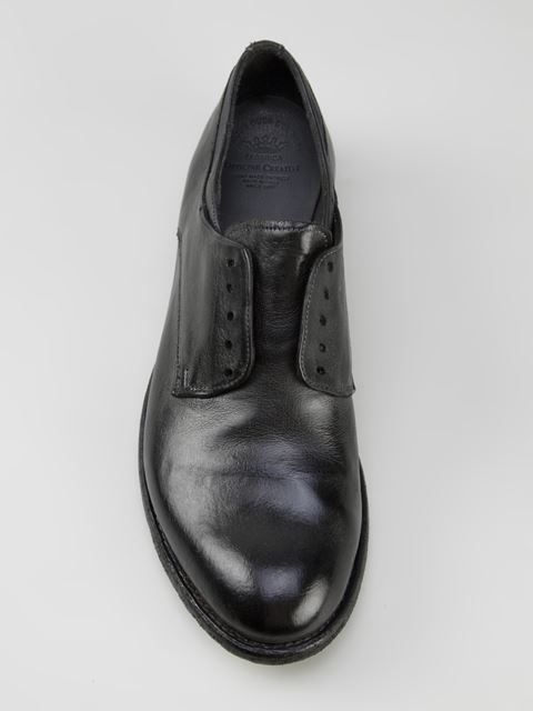 Shop Officine Creative 'Lexikon' derby shoes in Madison from the world's best independent boutiques at farfetch.com. Shop 400 boutiques at one address.