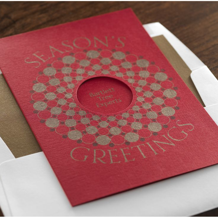 51 best HOLIDAY BUSINESS CARDS images on Pinterest | Business ...