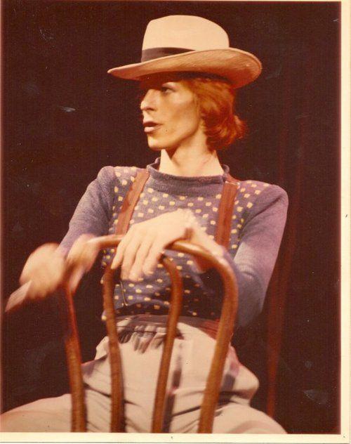 Diamond Dogs Tour - David Bowie
