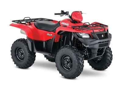 New 2017 Suzuki KingQuad 500AXi ATVs For Sale in Iowa. 2017 Suzuki KingQuad 500AXi, In 1983, Suzuki introduced the world's first 4-wheel ATV. Today, Suzuki ATVs are everywhere. From the most remote areas to the most everyday tasks, you'll find the KingQuad powering a rider onward. Across the board, our KingQuad lineup is a dominating group of ATVs.With a long list of technologically advanced features, the 2017 Suzuki KingQuad 500AXi is equally at home on tough trails or helping you take on…