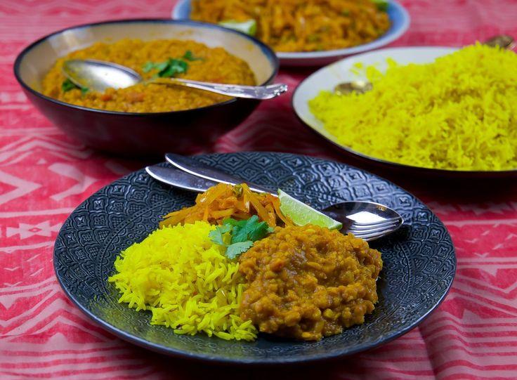 Gult indiskt ris