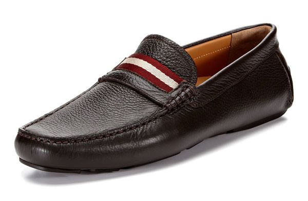 #Bally men's #loafers