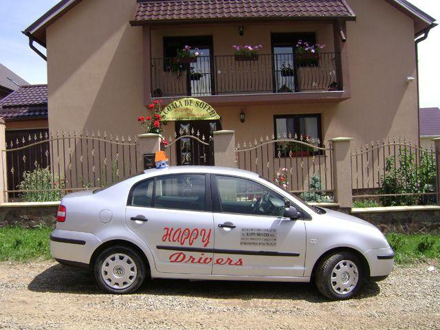Scoala de soferi Suceava HAPPY Drivers Instructor auto Suceava http://www.happydrivers.ro