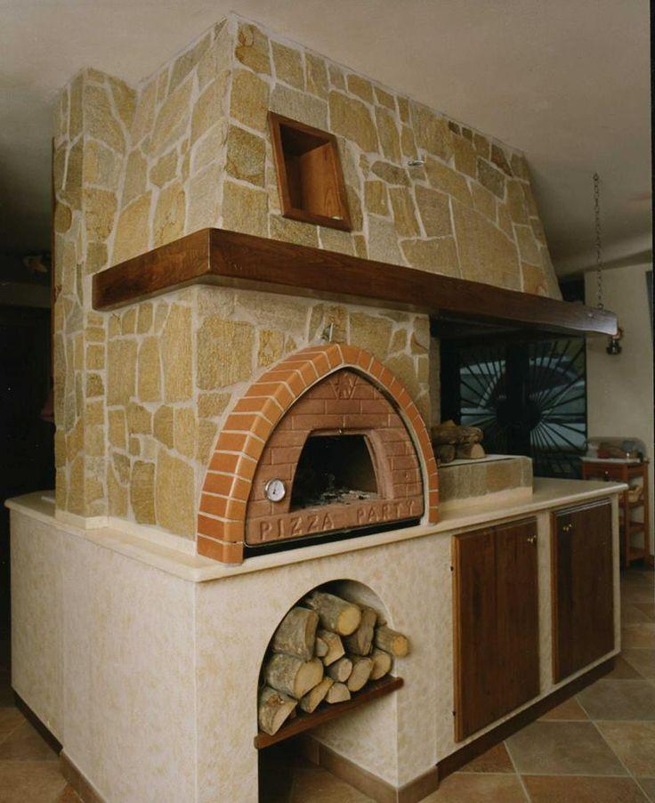 17 migliori immagini su forni a legna pizza party da incasso su pinterest pizza party - Prefabbricato casa ...