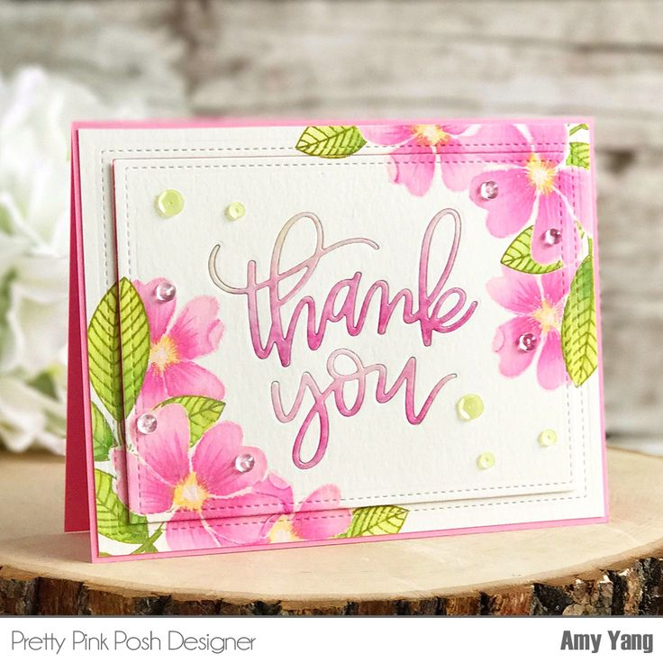 Handcrafted Cards Made With Love: Pretty Pink Posh: November Product Release Blog Hop