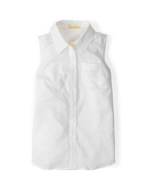 Sleeveless Shirt WA591 Sleeveless Tops at Boden