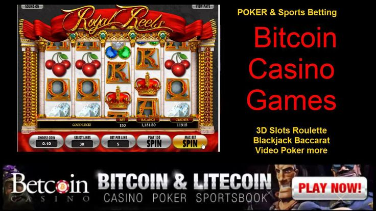 Bitcoin casino games free download