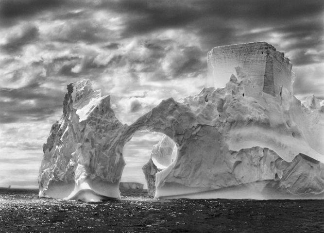 Sebastiao Salgado, Fortress of Solitude, 2005