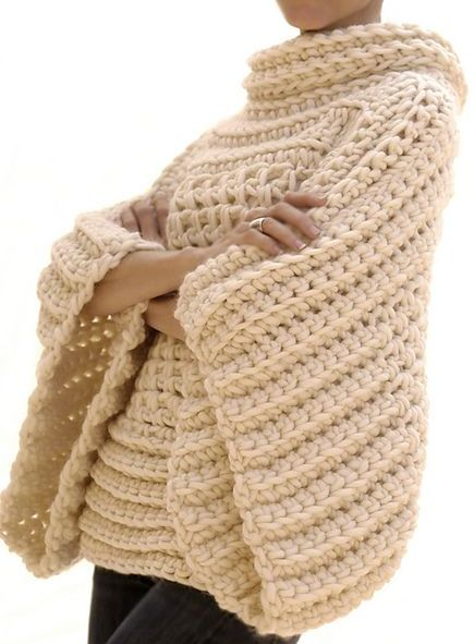 http://www.ravelry.com/patterns/library/the-crochet-brioche-sweater