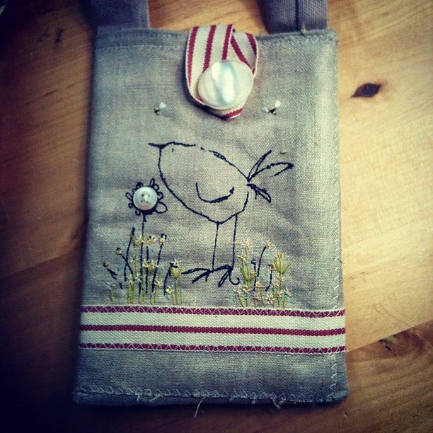 gadget x body bag by hens teeth, via Flickr