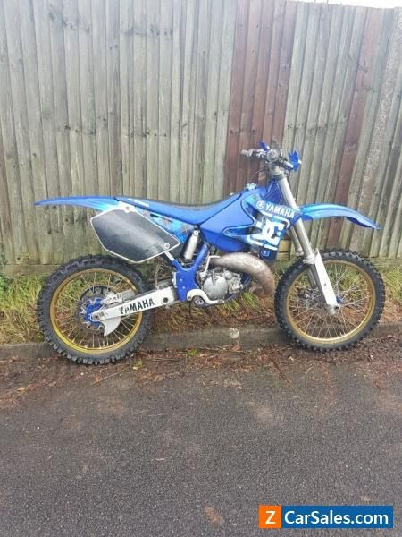 Yamaha yz 125 2004 not cr rm kx #yamaha #yz #forsale #unitedkingdom