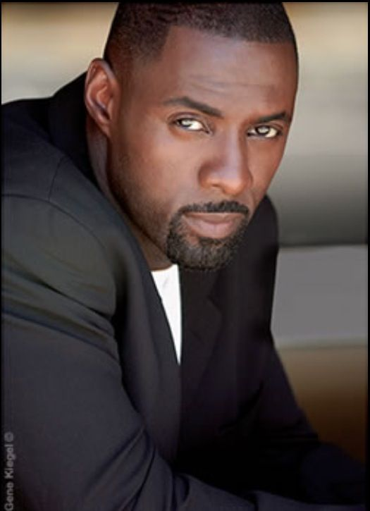 Idris Elba - what can I say?!!