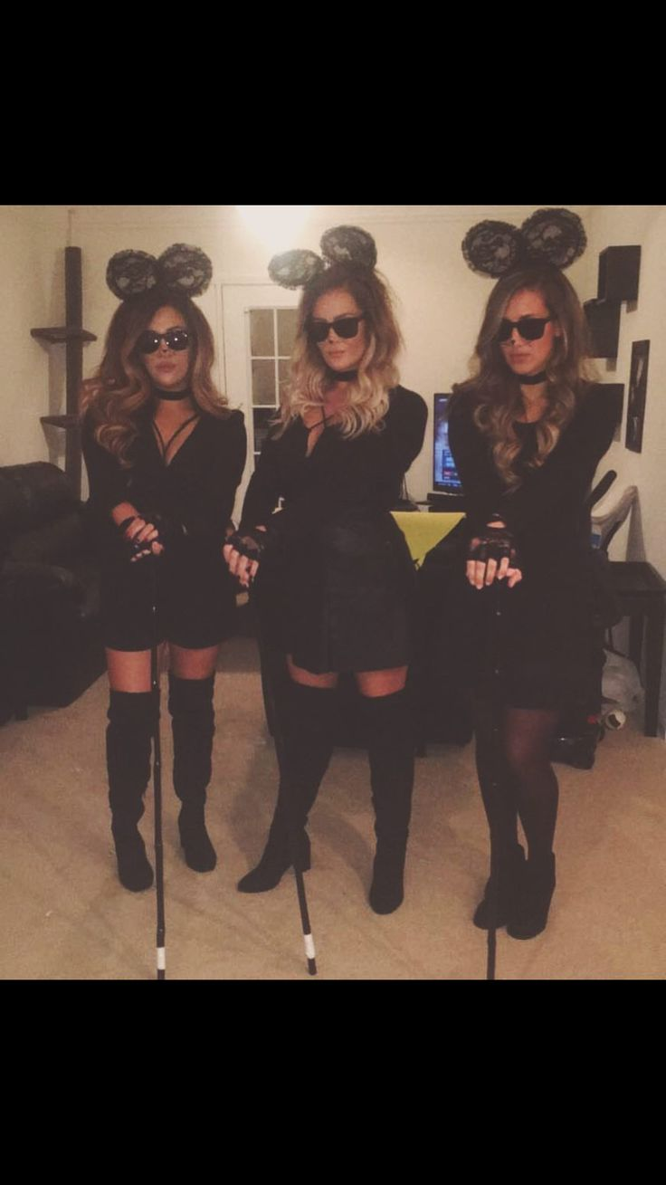 Three Blind Mice Halloween Costume
