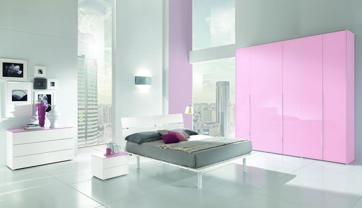 Colour your bedroom http://www.giessegi.it/it/?utm_source=pinterest.com&utm_medium=post&utm_content=&utm_campaign=post-homepage