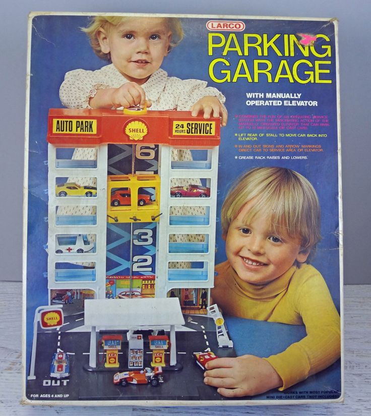 Shell Garages: 17 Best Toys Images On Pinterest