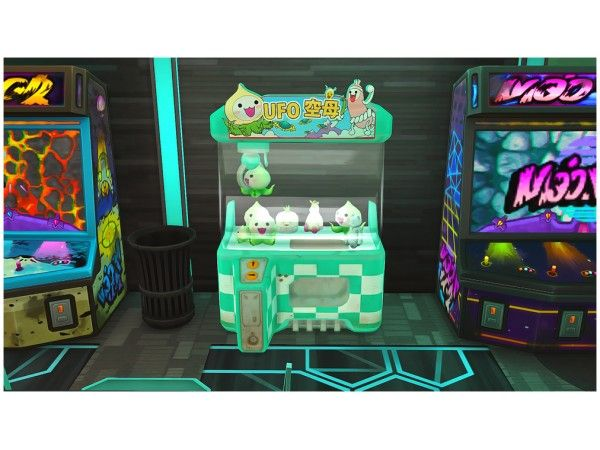 The Sims 4 Josie Overwatch Claw Machine and Vending ...
