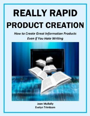 Hmm free download for 23 August 2012 : Really Rapid Product Creation: How to Create Great Information Products Even if You Hate Writing (Marketing Matters) by Joan Mullally and Evelyn Trimborn http://www.dailyfreebooks.com/bookinfo.php?book=aHR0cDovL3d3dy5hbWF6b24uY29tL2dwL3Byb2R1Y3QvQjAwOEM5RU1CNC8/dGFnPWRhaWx5ZmItMjA=