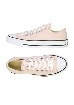 girl shoes Nude converse